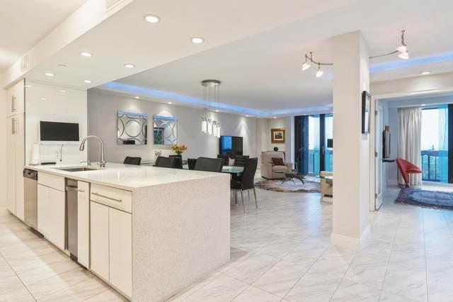 4748 S Ocean Boulevard #603, Highland Beach, FL 33487 (MLS #RX-10709563) :: Berkshire Hathaway HomeServices EWM Realty