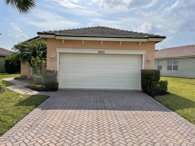 9801 SW Eastbrook Circle, Port Saint Lucie, FL 34987 (MLS #RX-10709590) :: The Jack Coden Group