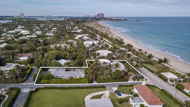 1285 N Ocean Boulevard, Palm Beach, FL 33480 (#RX-10709620) :: Ryan Jennings Group