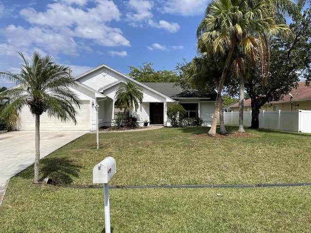 3651 SW Margela Street, Port Saint Lucie, FL 34953 (MLS #RX-10709636) :: The Paiz Group