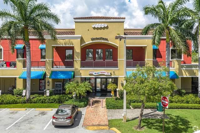 8081 Congress Avenue #208, Boca Raton, FL 33487 (#RX-10709646) :: Posh Properties