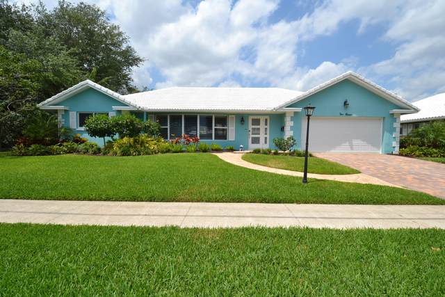 1011 SW Hickory Terrace, Boca Raton, FL 33486 (MLS #RX-10709679) :: Castelli Real Estate Services