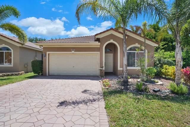3802 Woodfield Court #3802, Coconut Creek, FL 33073 (#RX-10709682) :: Michael Kaufman Real Estate