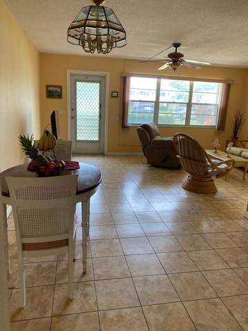 143 Dorchester G, West Palm Beach, FL 33417 (MLS #RX-10709732) :: Castelli Real Estate Services