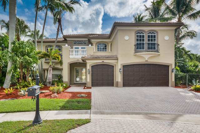 16336 Mira Vista Lane, Delray Beach, FL 33446 (MLS #RX-10709758) :: The Jack Coden Group