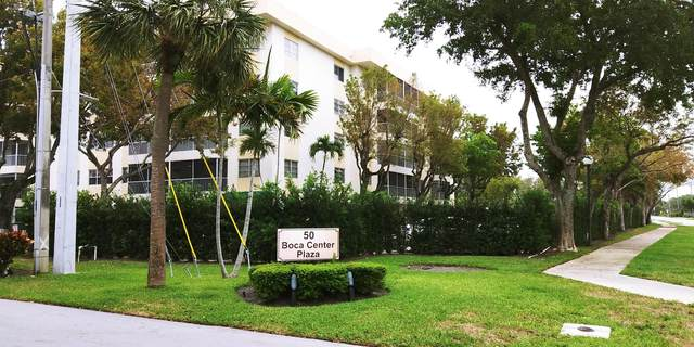 50 SW 3rd Avenue #5010, Boca Raton, FL 33432 (MLS #RX-10709763) :: United Realty Group