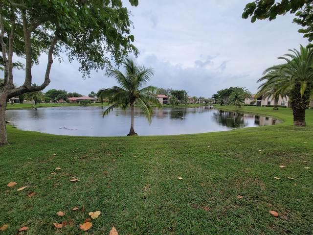 9299 Vista Del Lago H, Boca Raton, FL 33428 (#RX-10709780) :: Ryan Jennings Group