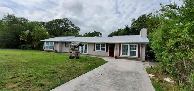 905 E Easy Street, Fort Pierce, FL 34982 (#RX-10709833) :: Real Treasure Coast