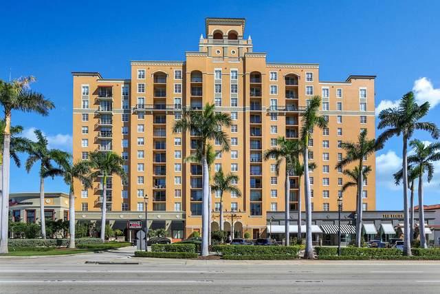 651 Okeechobee 1003 Boulevard #1003, West Palm Beach, FL 33401 (#RX-10709861) :: Ryan Jennings Group