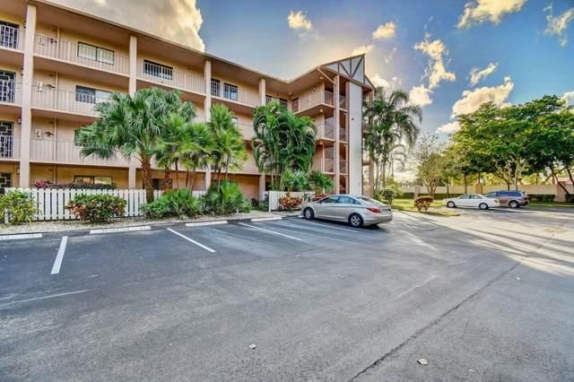 7340 Amberly Lane #110, Delray Beach, FL 33446 (#RX-10709863) :: Baron Real Estate