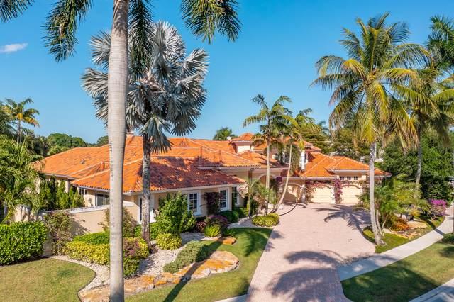 16466 Brookfield Estates Way, Delray Beach, FL 33446 (MLS #RX-10709870) :: The DJ & Lindsey Team