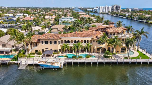 978 Gardenia Drive, Delray Beach, FL 33483 (MLS #RX-10709875) :: The DJ & Lindsey Team