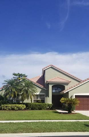 6004 Golf Villas Drive, Boynton Beach, FL 33437 (#RX-10709926) :: Signature International Real Estate