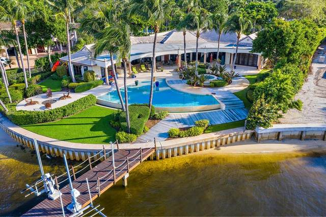 11221 Old Harbour Road, North Palm Beach, FL 33408 (MLS #RX-10709942) :: The DJ & Lindsey Team
