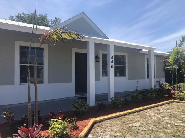 1006 SW Estaugh Avenue, Port Saint Lucie, FL 34953 (MLS #RX-10709945) :: The Jack Coden Group