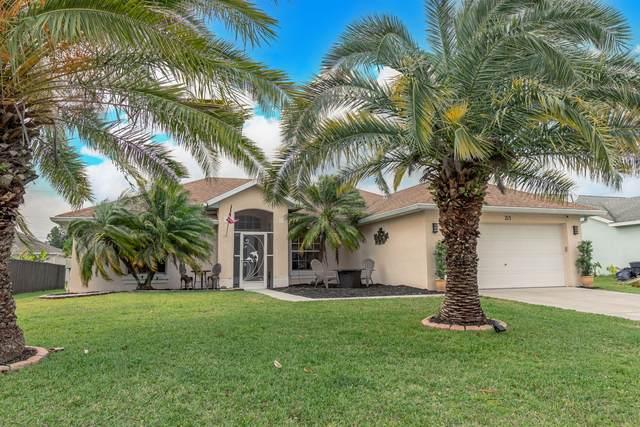 213 SW Parish Terrace, Port Saint Lucie, FL 34984 (MLS #RX-10709955) :: The Jack Coden Group
