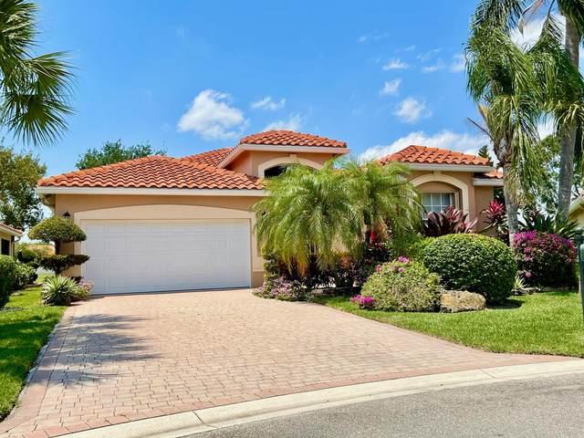 7201 Catania Drive, Boynton Beach, FL 33472 (MLS #RX-10709964) :: The DJ & Lindsey Team