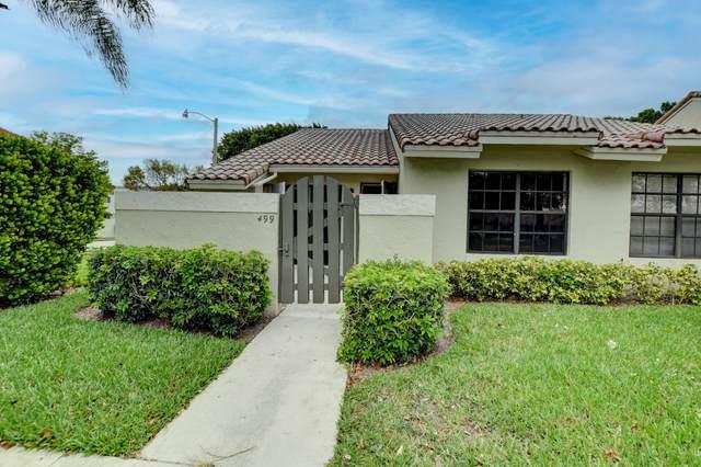 499 Hardwood Place H-29, Boca Raton, FL 33431 (MLS #RX-10709966) :: The DJ & Lindsey Team