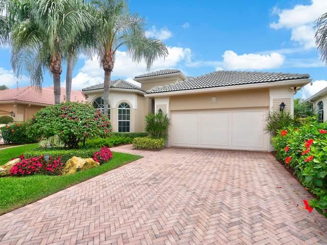 116 Banyan Isle Drive, Palm Beach Gardens, FL 33418 (MLS #RX-10709997) :: The Jack Coden Group