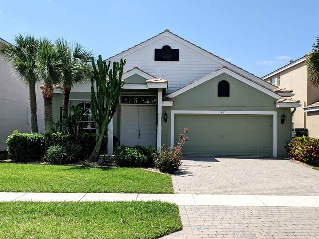 351 Berenger Walk, Royal Palm Beach, FL 33414 (#RX-10710006) :: Ryan Jennings Group