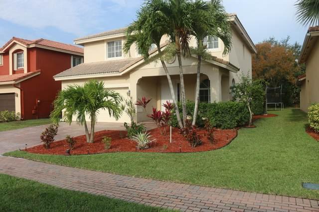 129 Sarona Circle, Royal Palm Beach, FL 33411 (#RX-10710016) :: Ryan Jennings Group