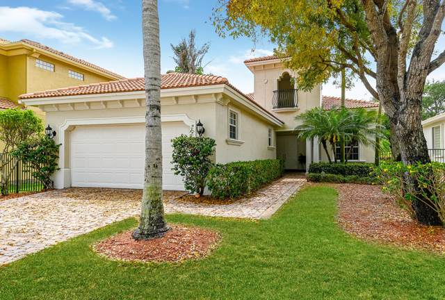 8132 Valhalla Drive, Delray Beach, FL 33446 (MLS #RX-10710035) :: The Jack Coden Group