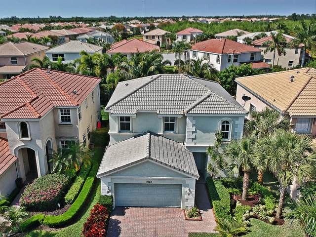 9190 Dupont Place, Wellington, FL 33414 (MLS #RX-10710042) :: The Jack Coden Group