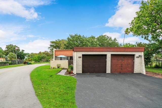 9735 Oakburst Lane A27, Tamarac, FL 33321 (#RX-10710059) :: Signature International Real Estate