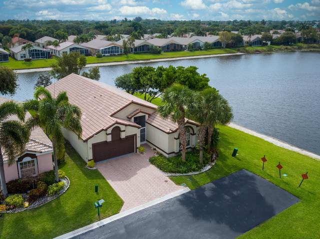6456 Placid Lake Lane, Boynton Beach, FL 33437 (MLS #RX-10710060) :: The Jack Coden Group