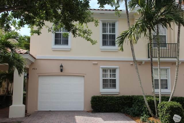 465 Capistrano Drive, Palm Beach Gardens, FL 33410 (#RX-10710062) :: Ryan Jennings Group