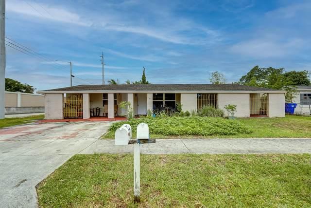 1500 SW 67th Avenue, North Lauderdale, FL 33068 (#RX-10710067) :: Signature International Real Estate