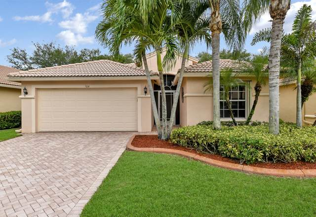 5114 Palazzo Place, Boynton Beach, FL 33437 (#RX-10710074) :: Signature International Real Estate