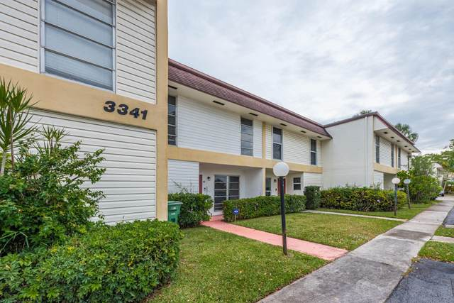 3341 Raleigh Street 2F, Hollywood, FL 33021 (#RX-10710083) :: Posh Properties