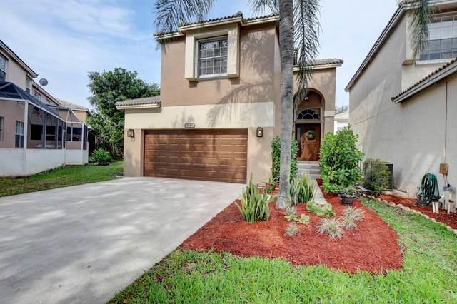 5819 Eagle Cay Terrace, Coconut Creek, FL 33073 (#RX-10710084) :: Signature International Real Estate