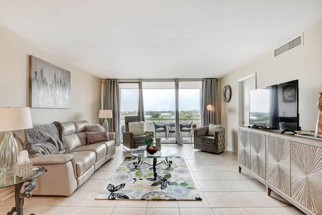3589 S Ocean Boulevard #510, South Palm Beach, FL 33480 (MLS #RX-10710093) :: Castelli Real Estate Services