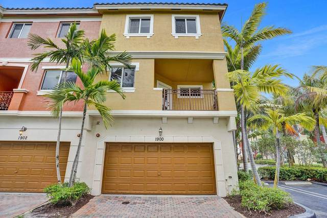 1900 Coastal Bay Boulevard, Boynton Beach, FL 33435 (#RX-10710100) :: Ryan Jennings Group