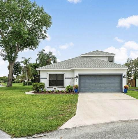 89 Magnolia Circle, Boynton Beach, FL 33436 (#RX-10710119) :: Ryan Jennings Group