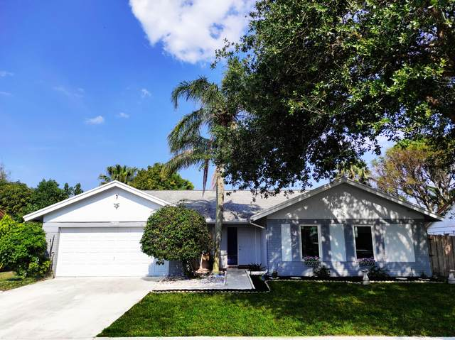 700 NW 10th Court, Boynton Beach, FL 33426 (#RX-10710120) :: Ryan Jennings Group