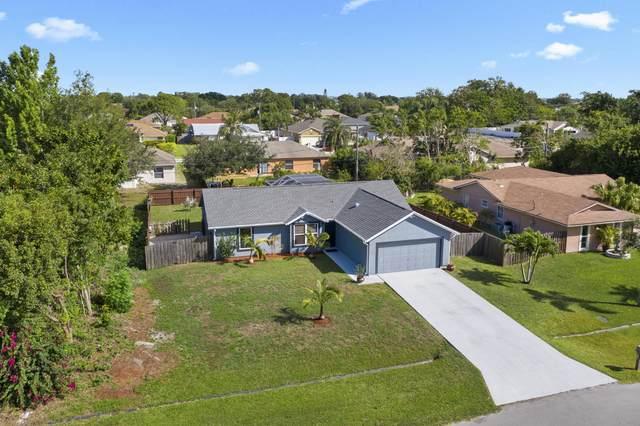 1025 SW Canary Terrace, Port Saint Lucie, FL 34953 (#RX-10710143) :: Posh Properties