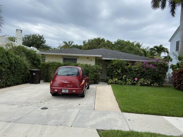 312 Monroe Drive, West Palm Beach, FL 33405 (#RX-10710150) :: Ryan Jennings Group
