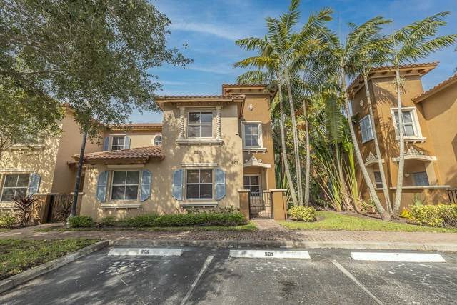 2915 Hope Valley Street #607, West Palm Beach, FL 33411 (#RX-10710154) :: Ryan Jennings Group