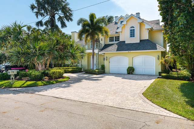 477 NE Spanish Court, Boca Raton, FL 33432 (#RX-10710166) :: Michael Kaufman Real Estate