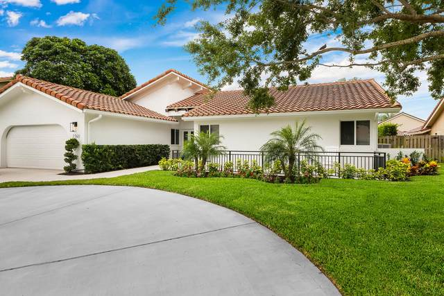 1560 SW 19th Street, Boca Raton, FL 33486 (MLS #RX-10710189) :: The Jack Coden Group