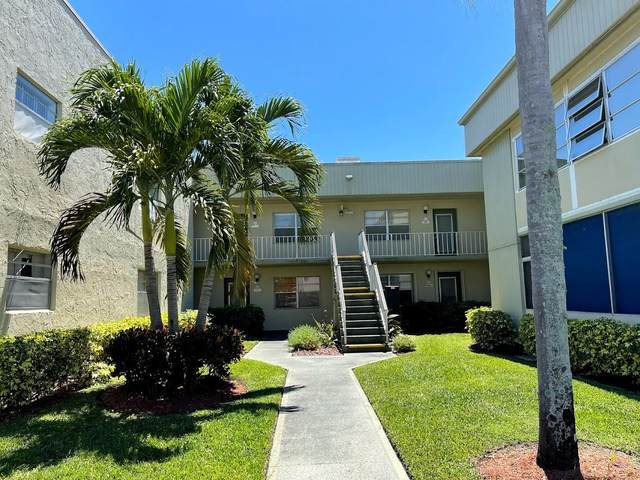 715 Flanders O, Delray Beach, FL 33484 (#RX-10710205) :: Baron Real Estate