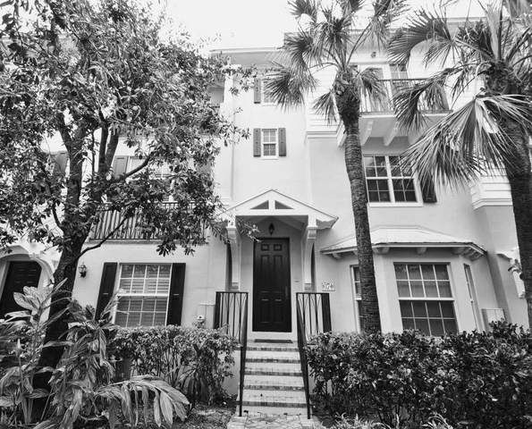 374 E Mallory Circle, Delray Beach, FL 33483 (#RX-10710207) :: Ryan Jennings Group