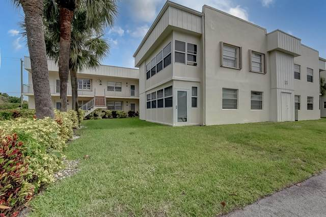 103 Normandy C C, Delray Beach, FL 33484 (#RX-10710242) :: Signature International Real Estate