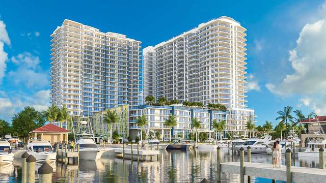 220 Lake Shore Drive N-808, Lake Park, FL 33403 (MLS #RX-10710273) :: Berkshire Hathaway HomeServices EWM Realty