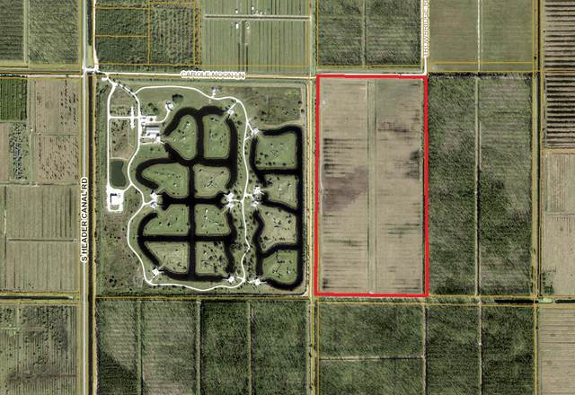 Tbd Carole Noon Lane, Fort Pierce, FL 34945 (MLS #RX-10710293) :: The Jack Coden Group
