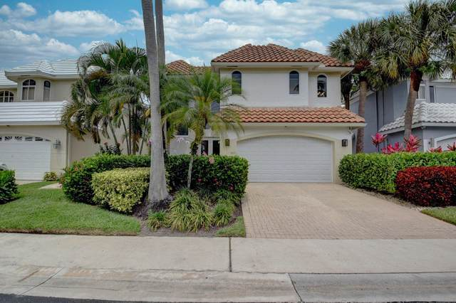 5835 NW 42nd Way, Boca Raton, FL 33496 (#RX-10710294) :: Michael Kaufman Real Estate