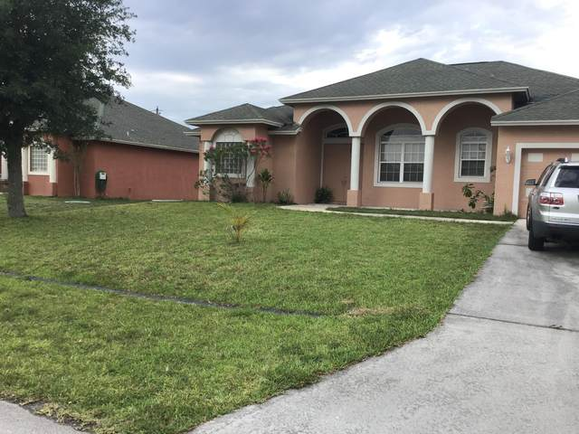 1449 SW Kamchatka Avenue, Port Saint Lucie, FL 34953 (MLS #RX-10710315) :: The Jack Coden Group